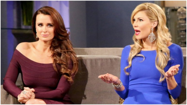 Brandi Glanville said she had 'vivid' dreams of returning to the cast of The Real Housewives of Beverly Hills.