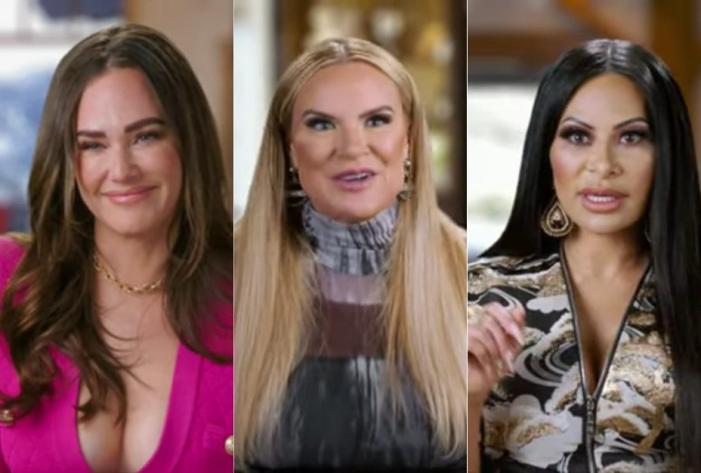 The Real Housewives of Salt Lake City confessionals.