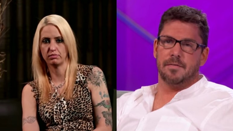 Tracie and Matt on their shows.