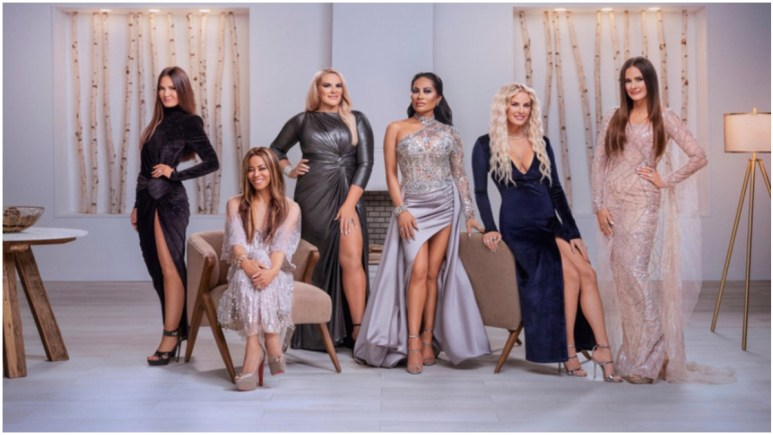 The Real Housewives of Salt Lake City cast.
