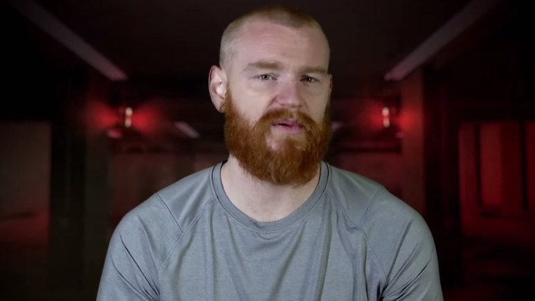 wes bergmann on how the challenge makes him stronger in double agents teaser