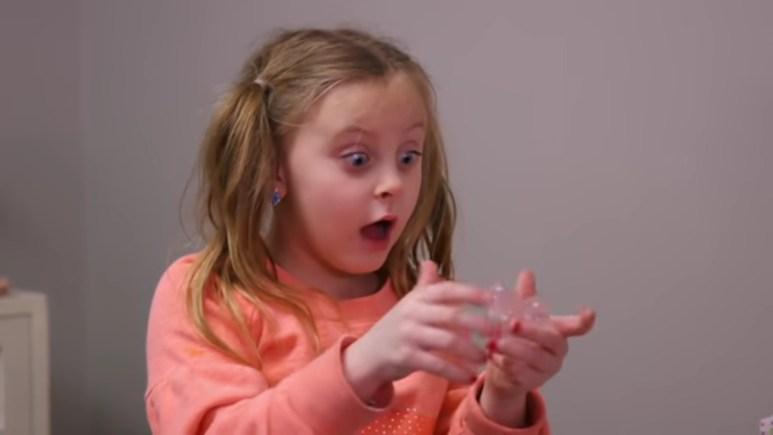 Adalynn on Teen Mom 2.