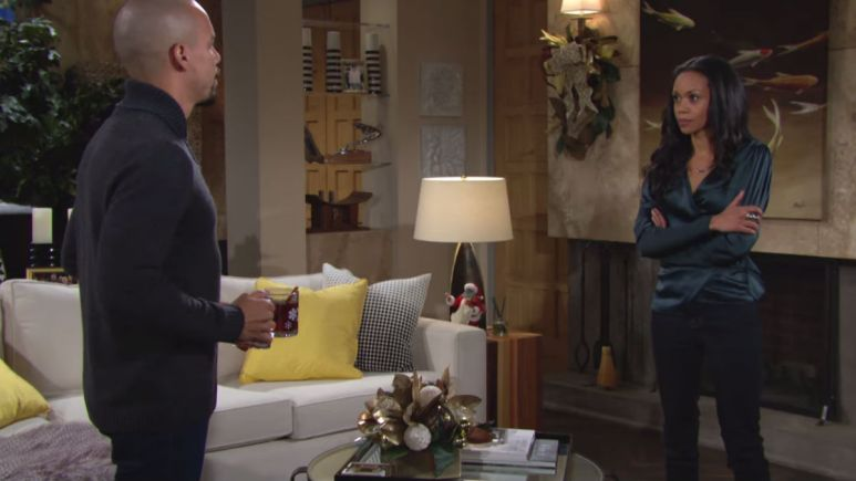 The Young and the Restless spoilers tease Devon helps Amanda.