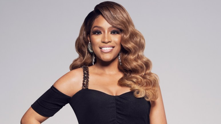 Drew Sidora on Real Housewives of Atlanta