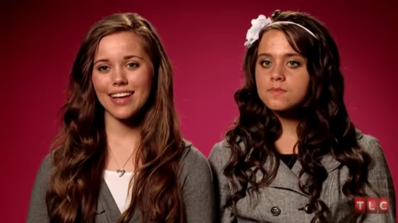 Jinger and Jessa on 19 Kids and Counting.