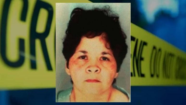 Mugshot of Yolanda Salvidar