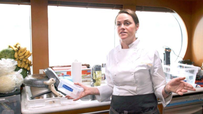 Below Deck chef Rachel Hargrove reveals the reason she left Bravo show.