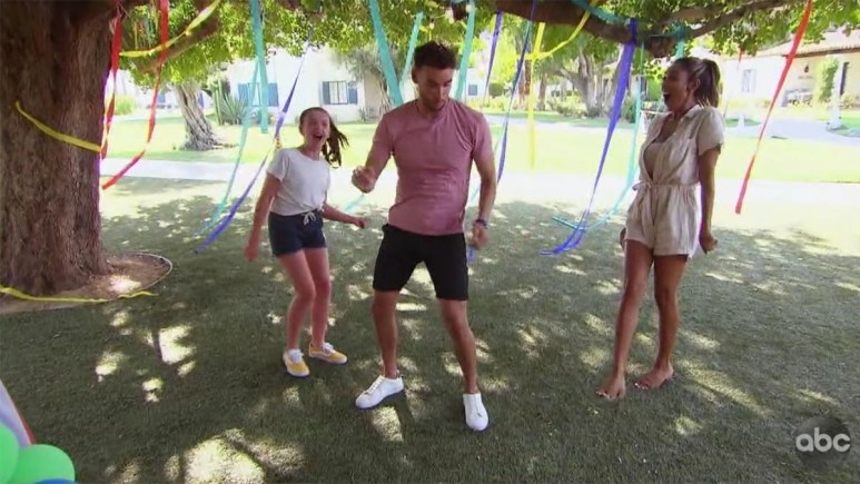 The Bachelorette Brendan dancing