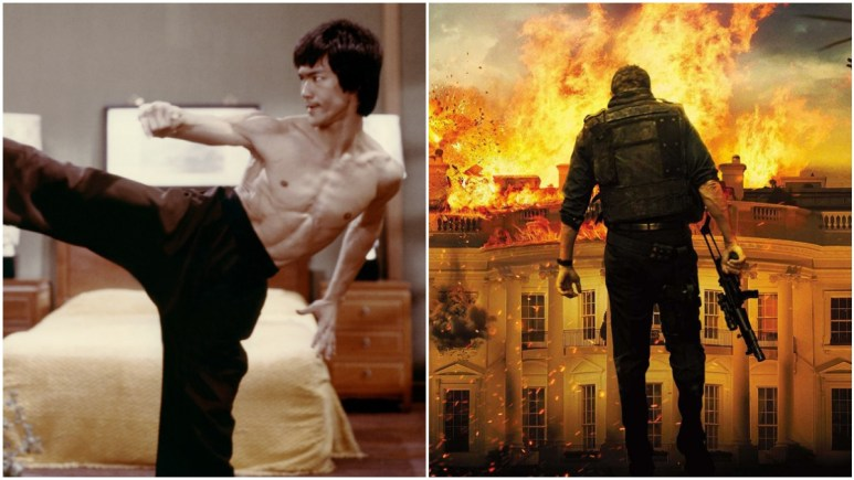 The best action movies on Netflix