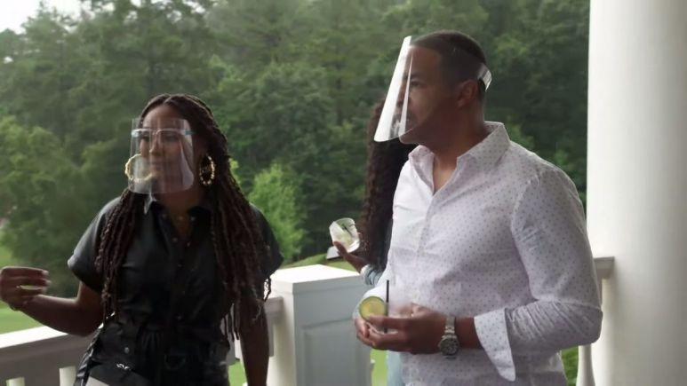 RHOA viewers bash Cynthia Bailey for insisting on large wedding amid COVID-19 pandemic