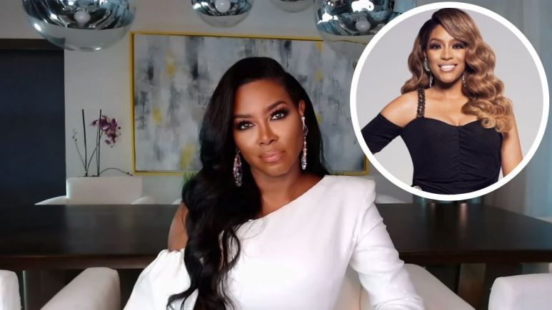 Drew Sidora admits she has not yet made a connection with Kenya Moore