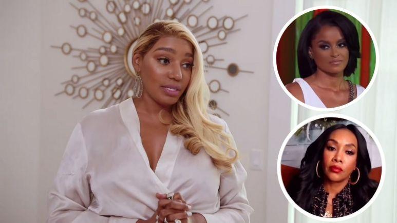 Vivica Fox and Claudia Jordan comment on Nene Leakes Bravo boycott