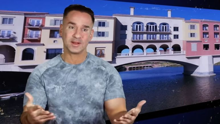 """Mike """"The Situation"""" Sorrentino and wife Lauren announce they are having a baby boy"""