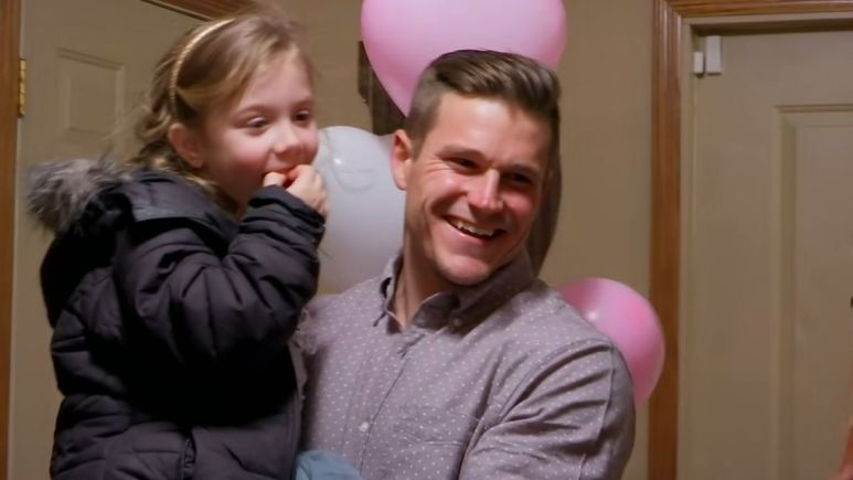 Cole DeBoer and Aubree get ready for the father daughter dance on Teen Mom 2