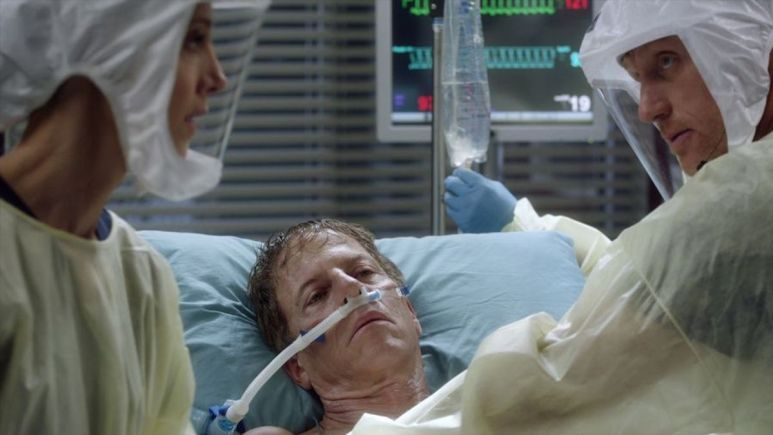 Greys Anatomy addresses COVID-19
