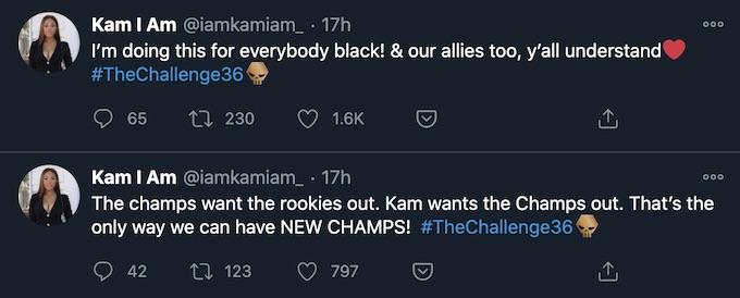 killa kam williams double agents tweets