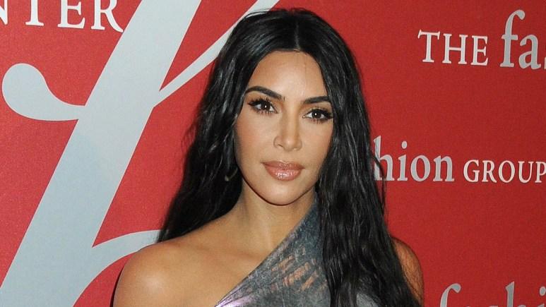 kim kardashian at 2019 FGI Night Of Stars Gala