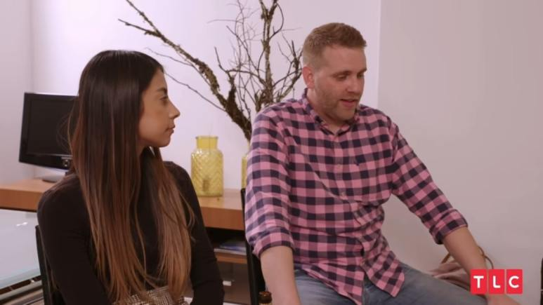 90 Day Fiance: The Other Way couple Melyza Zeta and Tim Clarkson