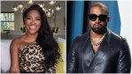 Kenya Moore spilled the tea about her date with Kanye West.