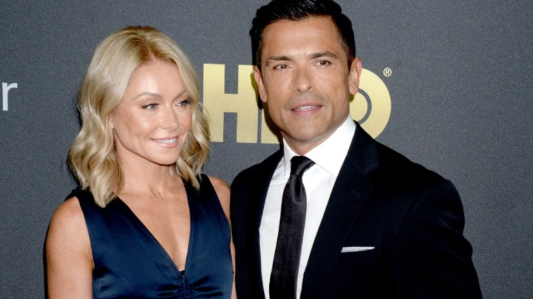 Kelly Ripa and Mark Consuelos are in on the Pine Valley project.