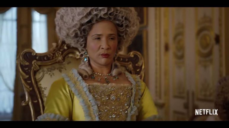 Who plays Bridgerton's Queen Charlotte?