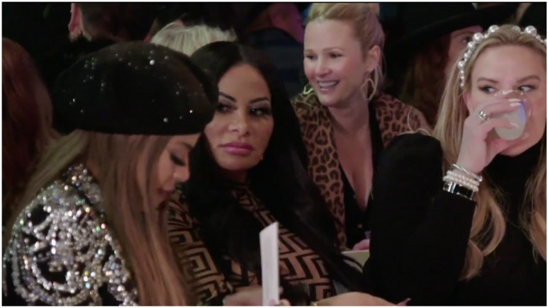 Jen Shah gives Mary Cosby a warm welcome on The Real Housewives of Salt Lake City.
