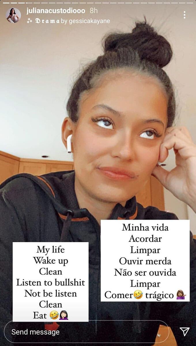 90 Day Fiance: Juliana Custodio