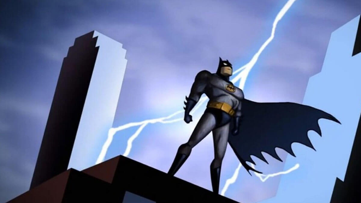 Batman The Animated Series Sequel Reportedly In The Works For HBO Max