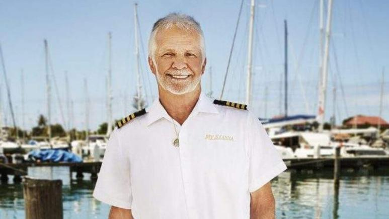 What is Captain Lee Rosbach's net worth?