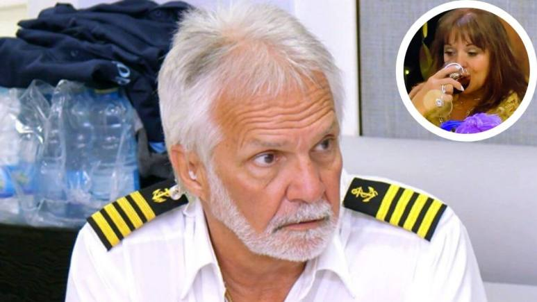 Captain Lee reveals why ;et drunk Dolores' friends stay on Below Deck.