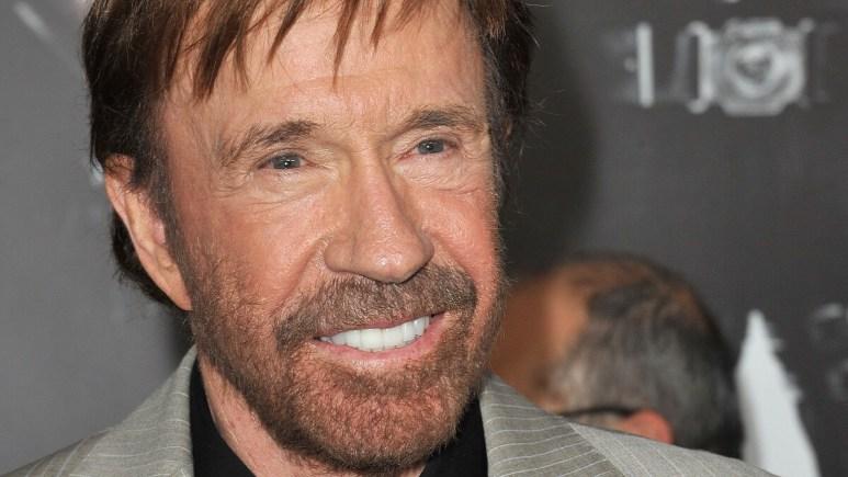 Actor Chuck Norris