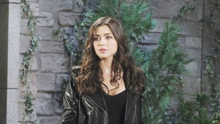 Victoria Konefal is back on Days of our Lives.