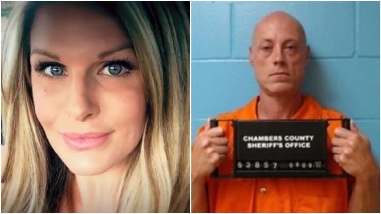 Profile pic of Crystal McDowell and mugshot of Steve McDowell