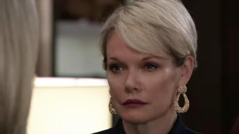 Maura West on General Hospital as Ava.