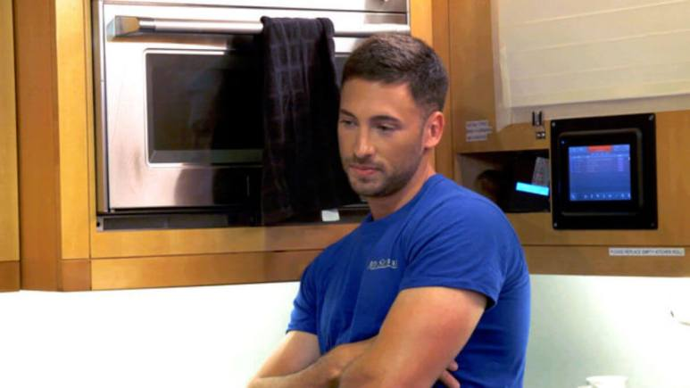 What did James Hough really think of starring on Below Deck?
