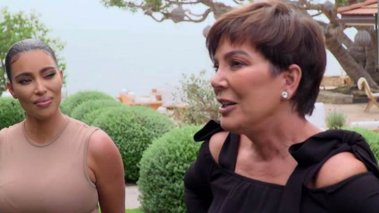 Watch the final trailer for Keeping Up With The Kardashians.