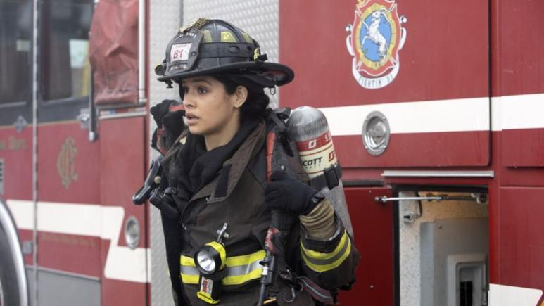 Kidd Chicago Fire Cast