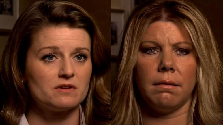 Sister Wives stars Robyn and Meri Brown