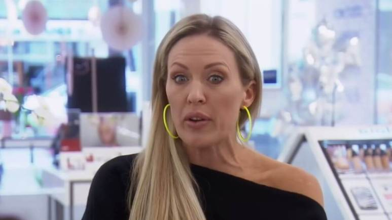RHOC star Braunwyn Windham-Burke thinks castmates are jealous of all the attention she has been getting