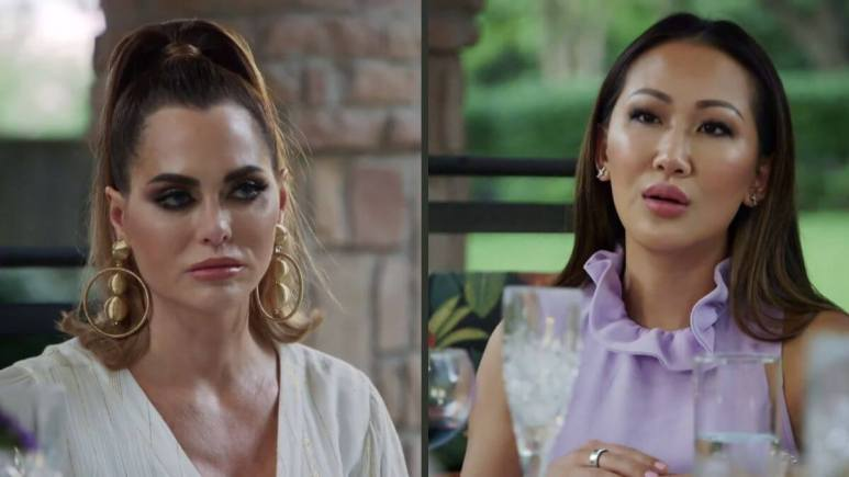 RHOD star D'Andra Simmons thinks jealousy is to blame for her castmates issues with Tiffany Moon