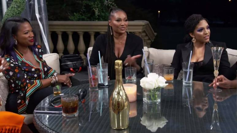 RHOA newbie Drew Sidora talks about being disrespected by a cast member in upcoming episode