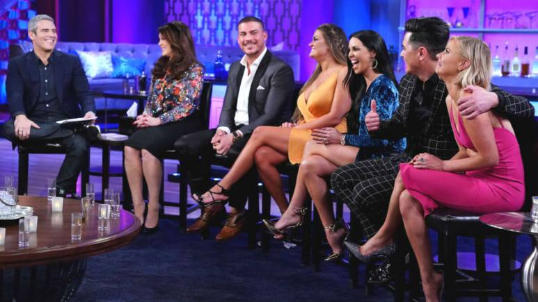 Andy Cohen reflects on Vanderpump Rules firings.