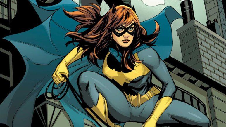 Barbara Gordon in Titans DC Comics.