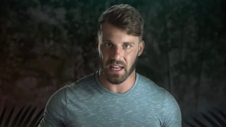 Paulie Calafiore on The Challenge: War of the Worlds season finale