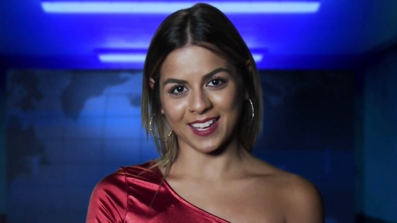 the challenge amber martinez reacts to double agents drama im done being nice