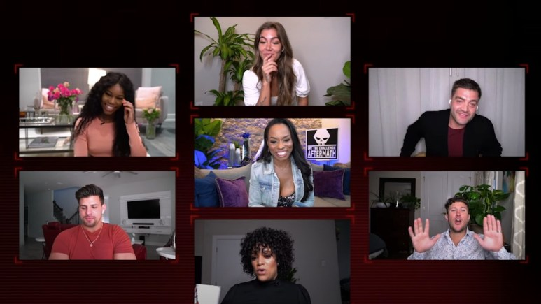 the challenge double agents aftermath episode 5 reveals unaired footage possible hookup