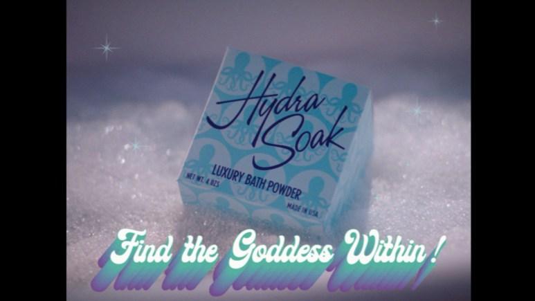 WandaVision Hydrasoak commercial Soap.