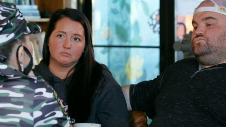 Gary and Kristina Shirley with Amber Portwood from Teen Mom OG