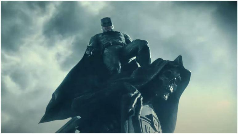 Batman in Justice League Snyder Cut