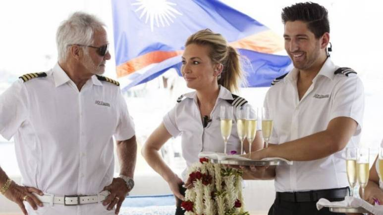 Captain Lee Rosbach dishes how he was cast on Below Deck.